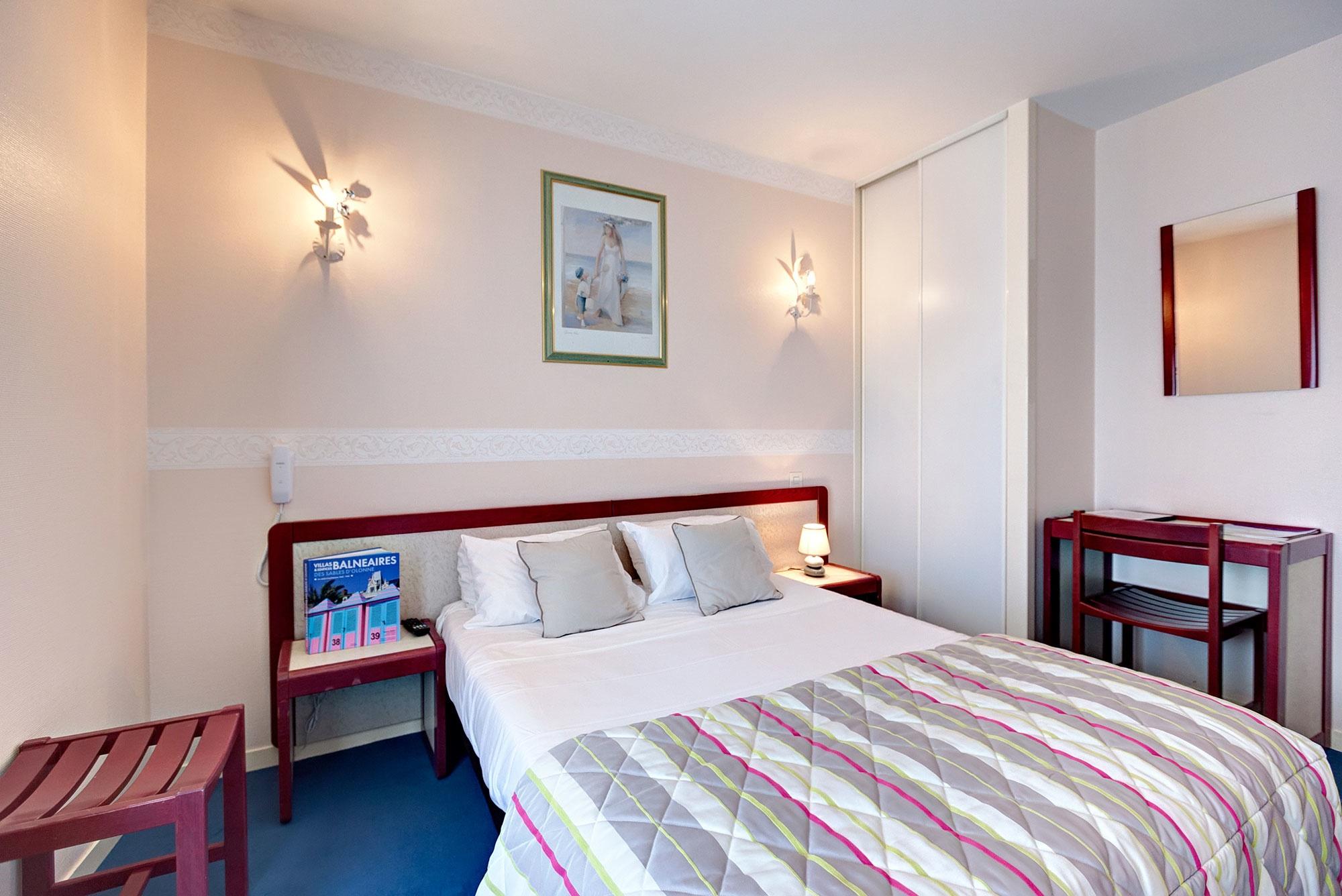 Découvrez nos chambres | Hôtel d\'Angleterre